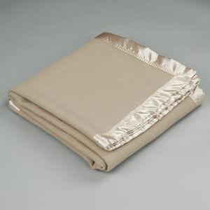 Woolmark Certified Soft Pure Australian Wool Blanket pictures & photos