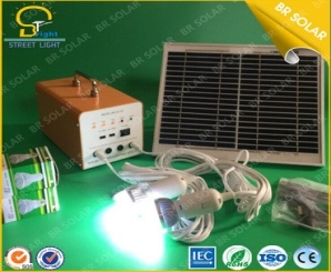 15W off-Grid Solar System for Home Lamp pictures & photos