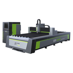 New Fiber Cutting Machine with CNC Laser Machine Steel Cutter pictures & photos
