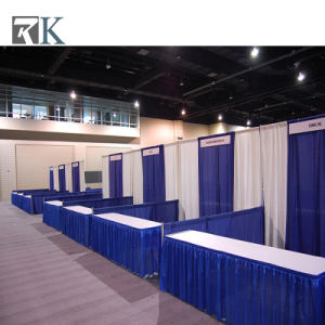 Pipe and Drape System Trade Show Exhibition Booth Display pictures & photos