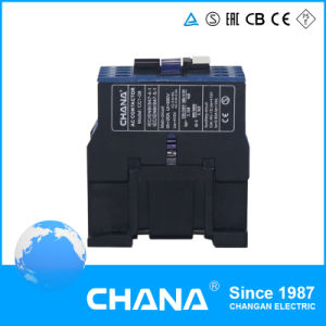 DC 12V 3poles Contactor AC 220V Coil Magnetic Contactor pictures & photos