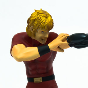 Handsome Blond Prince Plastic Injection Molded OEM Action Figure pictures & photos