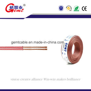 Quality Low Price Transparent Speaker Cable pictures & photos