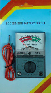 Analog Battery Tester BT4 pictures & photos