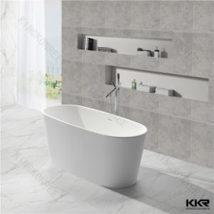 Very Small Size Solid Surface Hotel Bathtubs pictures & photos