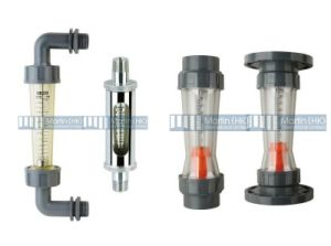 in-Line Type RO Water Flow Meter (Rotameter) pictures & photos