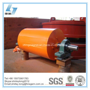 Permanent Magnetic Separator Pulley for Handling Hematite pictures & photos