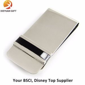 Custom Blank Metal Money Clip with Stainless Steel pictures & photos