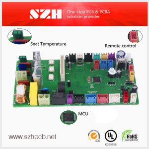 High Quality Intelligent Bidet Toilet Circuit Board Assembly pictures & photos