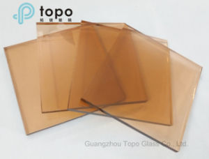 Tinted Pink Colored Pink Float Flat Glass (C-P) pictures & photos