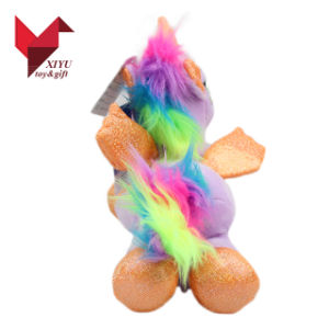 Factory Price Hotsale Pink Unicorn Soft Toy for Baby Girl pictures & photos