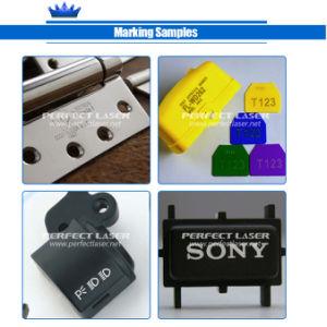 20W Desktop Fiber Laser Marker Engraving Machine pictures & photos