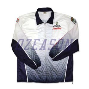 Anti-UV Men′s Polyester Fishing Shirt with Hood (F003) pictures & photos
