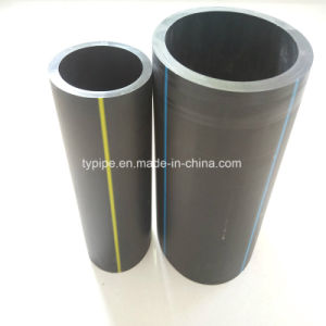 Best Price and High Quality HDPE PE Polyethylene Pipes for Gas pictures & photos