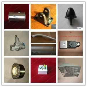 Sinotuck HOWO Truck Spare Part Hc16 Rear Axle Truck Parts (Ah71131551955) pictures & photos