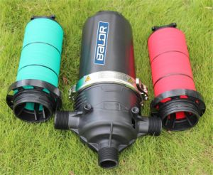 Durable Gardening Supper T Type Disc Filter Drip Irrigation pictures & photos