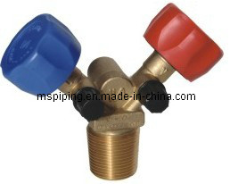 Refrigerant Cylinder Valve with Ce Certificated (QF-13YD) pictures & photos