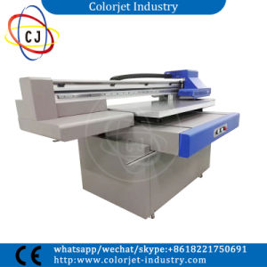 Ce Approved 3D Effect 90*60cm Small Size Ceramic Tiles UV Flatbed Printer pictures & photos