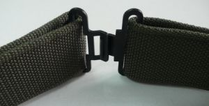 Green Nylon Belt with Steel Buckle From China Manufacturer pictures & photos