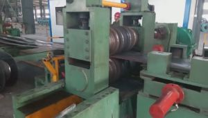 Plate Slitting Machine pictures & photos