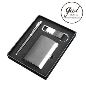 2018 New Marketing Gift Set Idea with Coporate Branded Item Pen for Customers pictures & photos