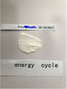 Top Quality Steriod Powder for Cancer Treatment Anastrozole Arimidex pictures & photos