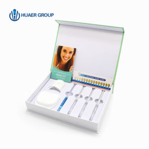 Home or Salon Use Professional Non-Peroxide Teeth Whitening Kit pictures & photos