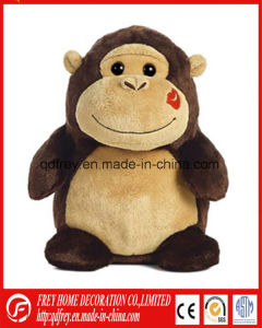 Pink Funny Stuffed Monkey Toy of Promotion Gift pictures & photos