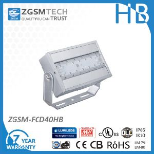 Ce SAA UL Approved 160W Garden LED Flood Light with 7 Years Warranty pictures & photos