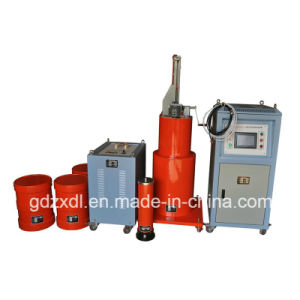 Generator AC Withstand Voltage Test Hipot Test Resonant Test Set pictures & photos