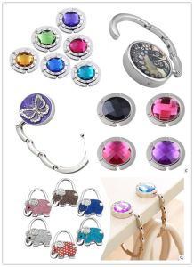 Hot Selling Heart Shape Purse Hook with Logo pictures & photos