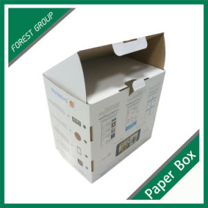 Color Corrugated Cardboard Basketball Display Box pictures & photos