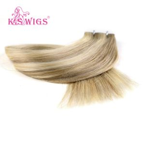 Big Sale, Virgin Human Hair, Indian Remy Tape Hair Extension pictures & photos