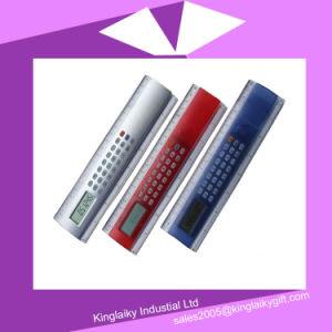 2016 Newest Novelty Rule Digital Calculator with Custom Logo (Ka-7309) pictures & photos