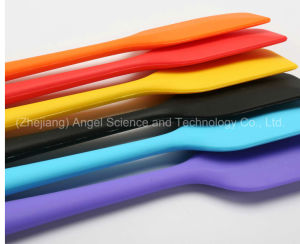 Big Size Silicone Kitchenware Spatula Wholesale Silicone Baking Tool Ss13 (L) pictures & photos