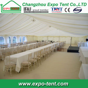 Outdoor Luxury Wedding Tent with Curtains pictures & photos