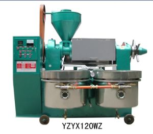 Screw Oil Plant Guangxin Brand Yzyx120wz Oil Extractor Oil Press pictures & photos