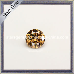 Wuzhou Wholesale Price Round Moissanite Stone for Jewelry pictures & photos