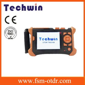 Multifunction OTDR Tester Techwin Fiber OTDR Quad OTDR pictures & photos