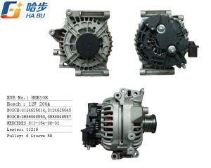AC /Auto Alternator for Benz 12V 200A 0-124-625-014, 0-124-625-045 pictures & photos