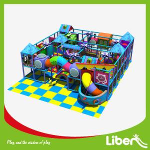 Children Indoor Amusement Park Indoor Playground Equipment with Ball Pool pictures & photos