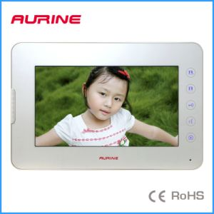 7 Inches LCD Picture Memory Villa Video Intercom Door Phone