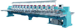 9 Needles 12 Heads Embroidery Machine (TL-912) pictures & photos