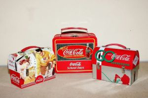 Handle Tin Box for Food with Printing Custom Artwork pictures & photos