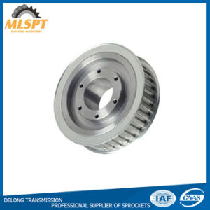 Metric Pitch Imperial Pitch Steel Aluminum Cast Iron Timing Belt Pulley pictures & photos