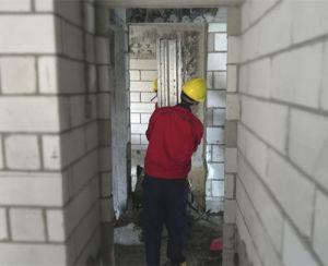 Now Concrete Automatic Wall Plastering Mixer Machine pictures & photos