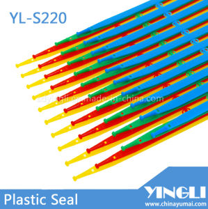 Colored Security Seals in Fixed Length 220mm (YL-S220) pictures & photos