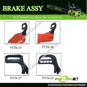 45cc 52cc 58cc Chainsaw Parts and Spare Part Brake Assy Triangle Square