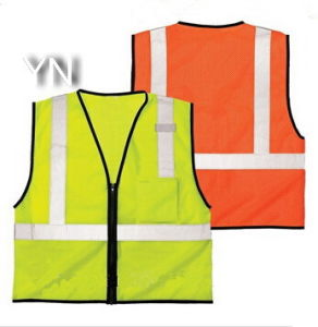 Hot Sale Reflective Safety Vests/Jacket with Ce Certificate for Workwear From Factory pictures & photos