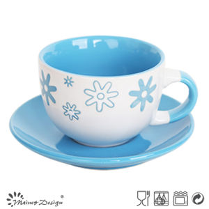 Merry Christmas Holiday Season 8oz Cups and Saucers pictures & photos